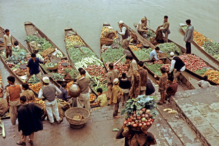 Vegetable Boats